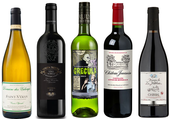 of the best Co-op wines this winter