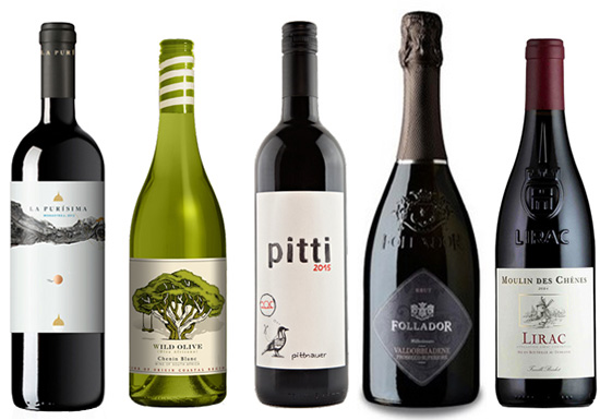 5 of the best Oddbins wines this winter