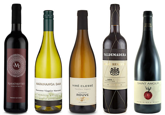 5 of the best Marks & Spencer wines this winter