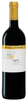 Bottega Vinai, Lagrein Dunkel, Trentino, Italy 2010