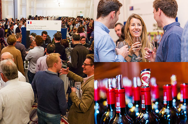 Decanter Fine Wine Encounter 2016