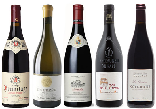 How is Rhone 2015 shaping up?
