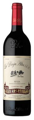 La Rioja Alta, Gran Reserva 890 1995