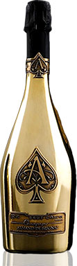 Armand de Brignac Gold Brut, ace of spades