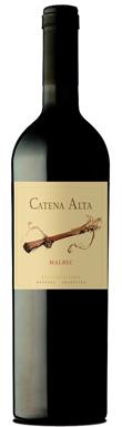 Catena, Alta Malbec 2009