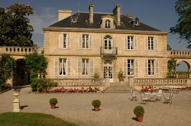 Jean Henri Schÿler, chateau kirwan