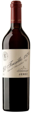 Emilio Hidalgo, El Tresillo, Amontillado Viejo 1874 NV