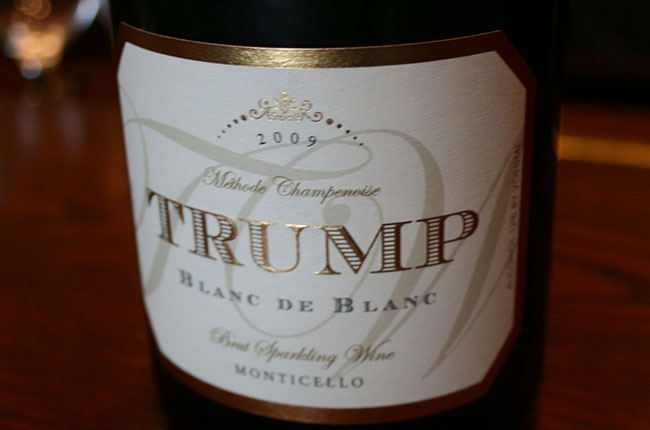 trump wine, jefford