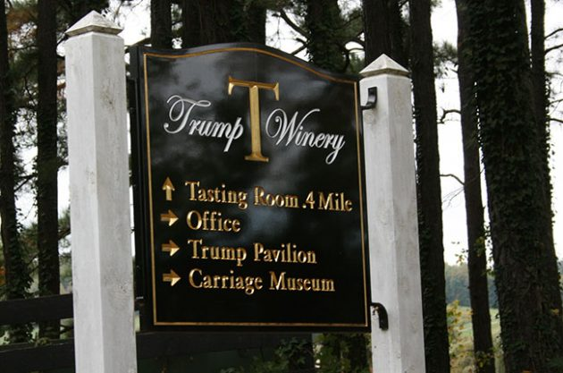 trump winery, jefford