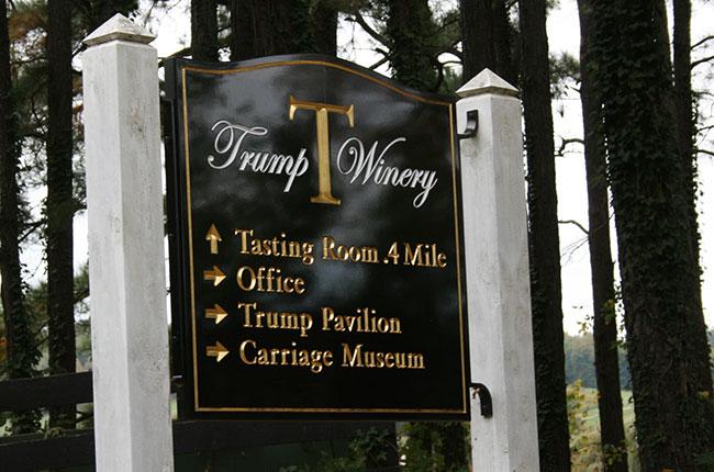 trump winery, jefford