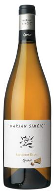 Marjan Simčič, Sauvignon Blanc Opoka 2013
