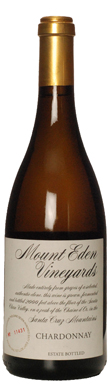 Mount Eden Vineyards, Estate Chardonnay 2013