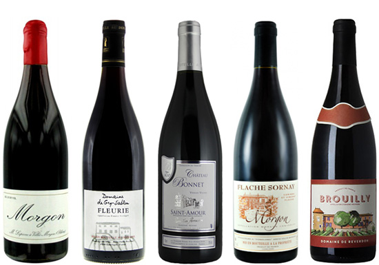 More than Nouveau : Cru Beaujolais to try