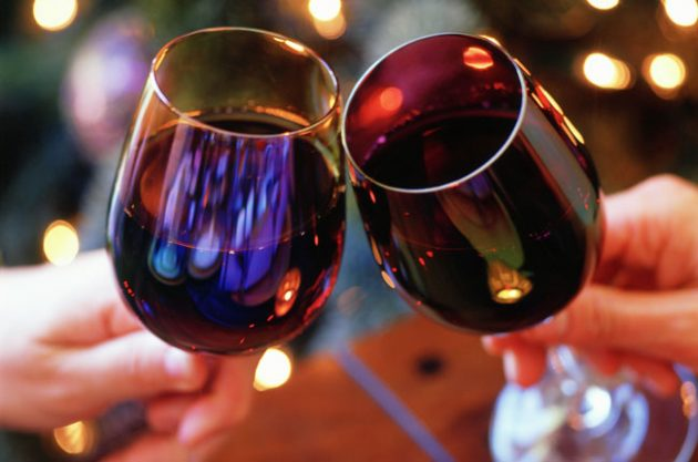 red wine for christmas under 15 - Wine Christmas