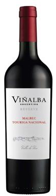 Viñalba, Malbec & Touriga Nacional Reserve 2014