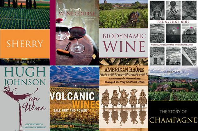 best wine books of 2016