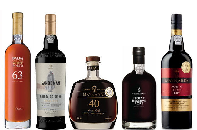 Christmas Port recommendations