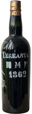 HM Borges, Terrantez 1862