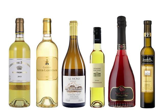 Sweet wine deals Christmas