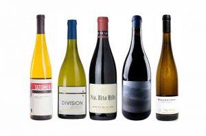 US wines 2016