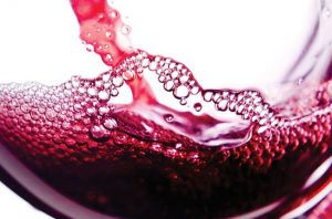 How to aerate young wines