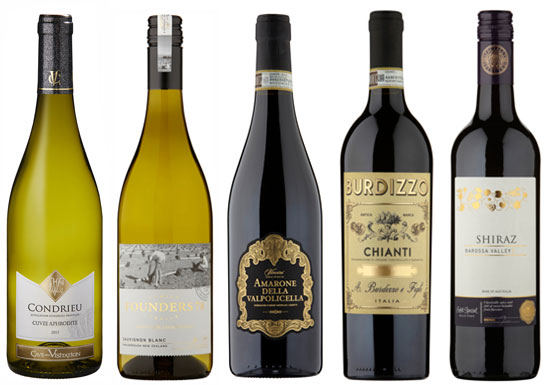 Five of the best Asda wines to try this winter
