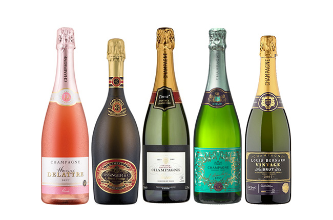 Top rated rosé Champagne - Decanter panel tasting results