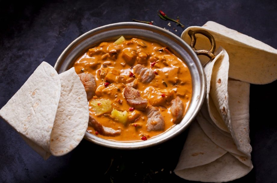 wines with turkey curry