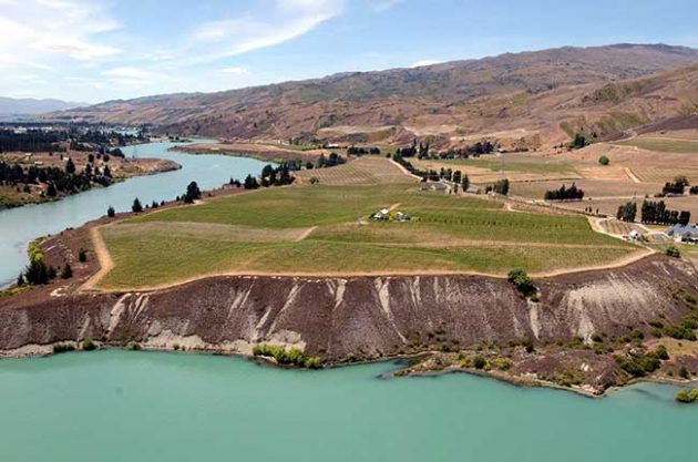 Central Otago travel
