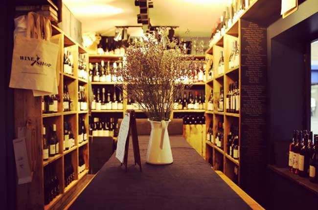 wine corkage, New Zealand cellar