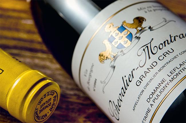domaine leflaive, burgundy wine