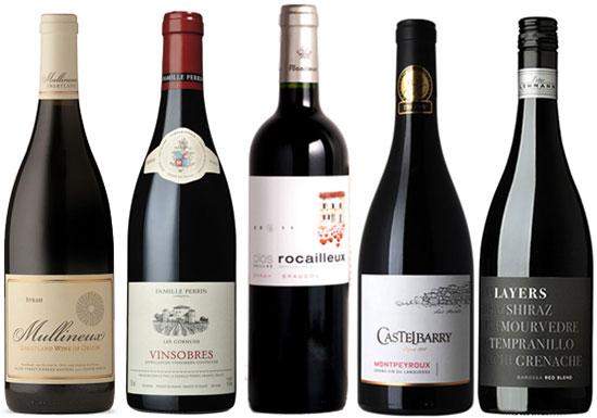 Five alternatives to Châteauneuf-du-Pape
