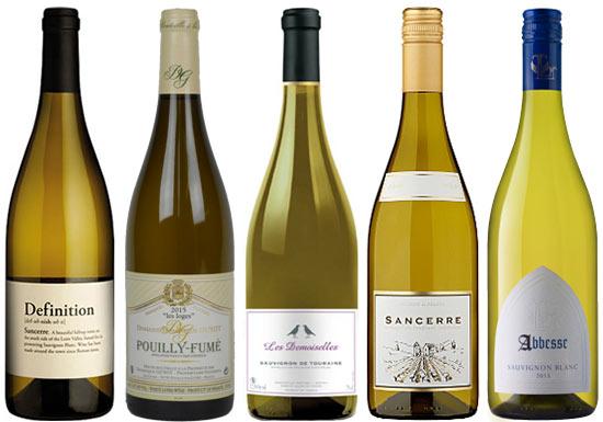 Loire Sauvignon Blanc under £20