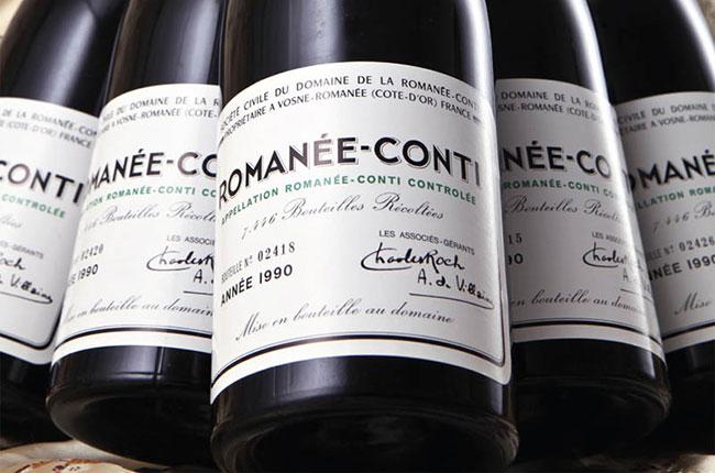 drc, romanee-conti, best red wine
