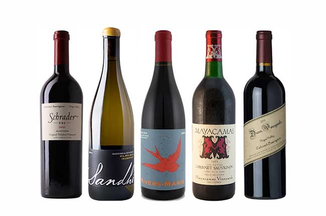 top american fine wines