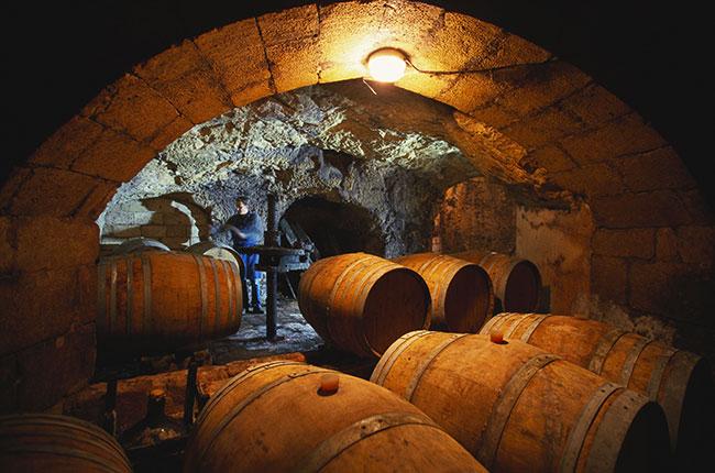 loire wine, domaine des roches neuves