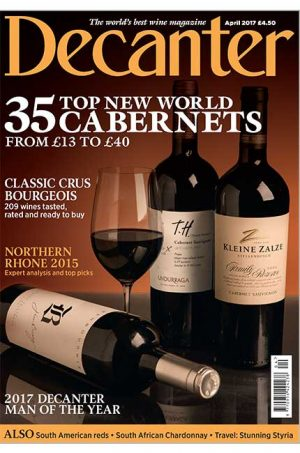 Decanter April 2017