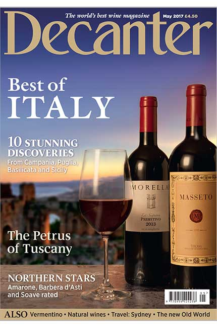 Decanter May 2017