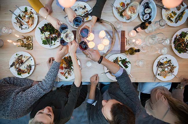 How to order wine for the table