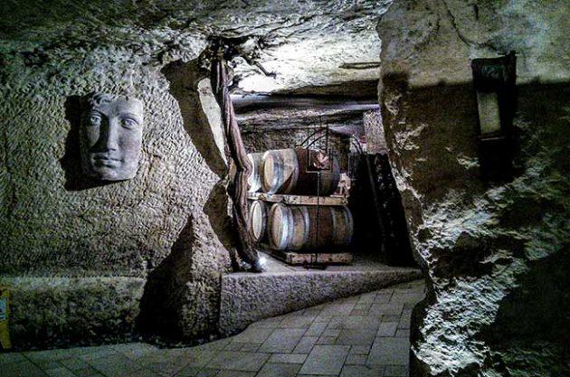 Valpolicella wine Zyme cellar