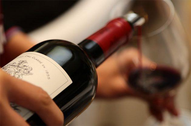 chateau montrose, bordeaux wine