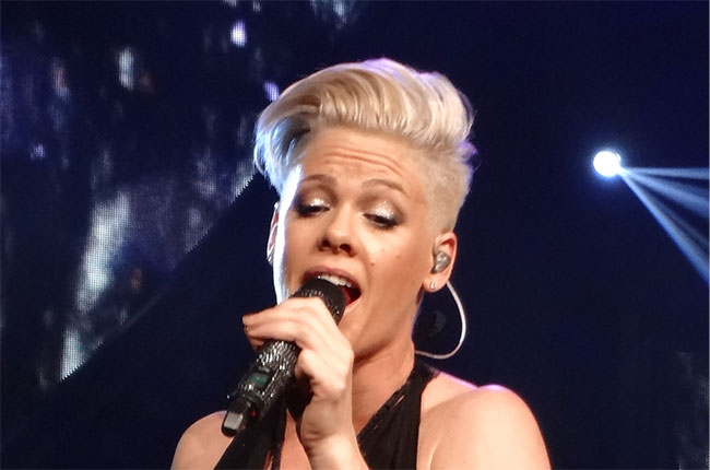 Singer Pink reveals California winery and love for wine - Interview