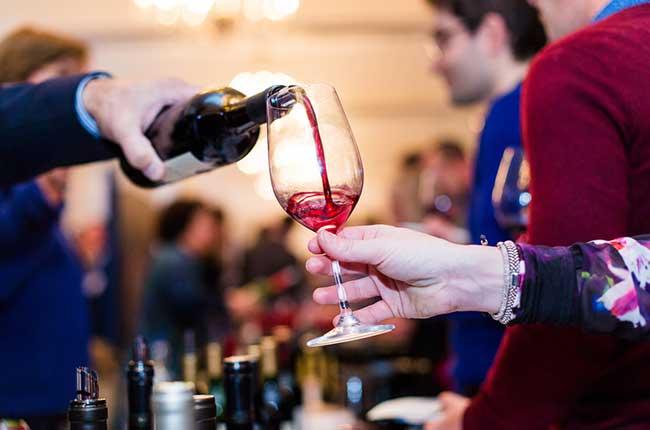 wine length
