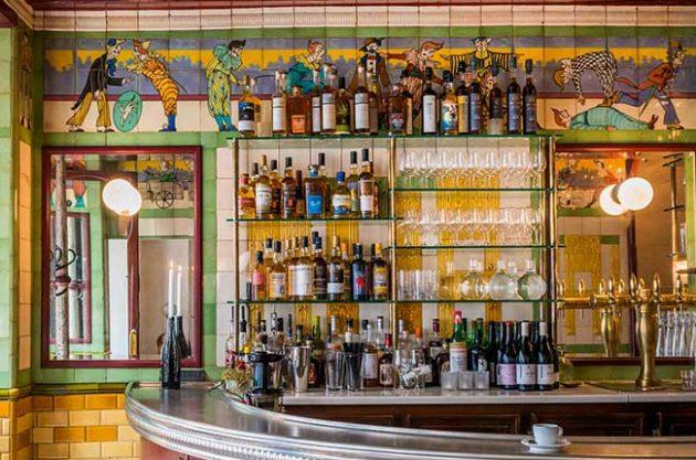 Top Paris wine bars and restaurants