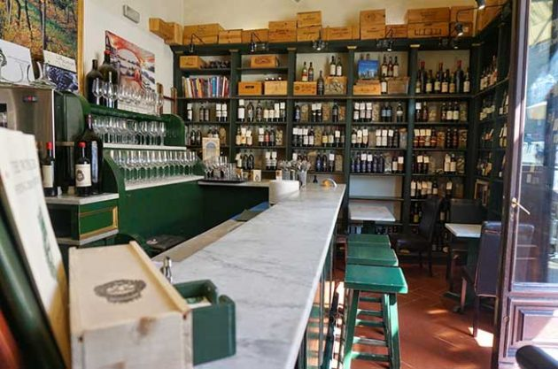 Best Florence Wine Bars And Restaurants Decanter