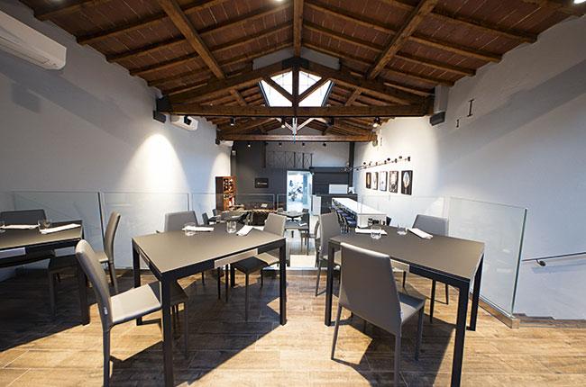 Essenziale restaurant, Florence