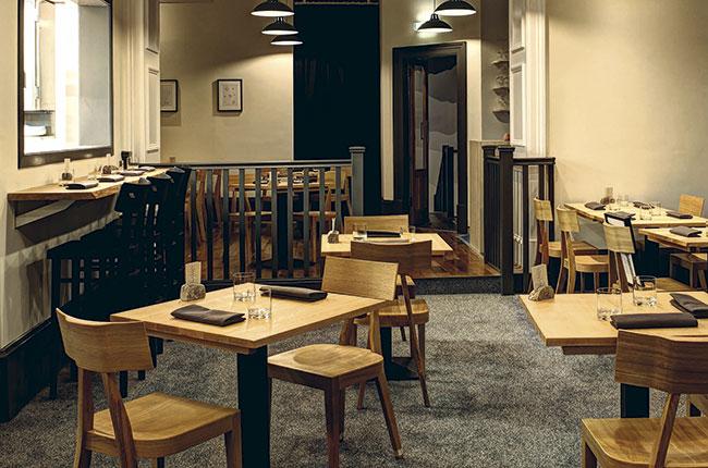 Norn restaurant, Edinburgh