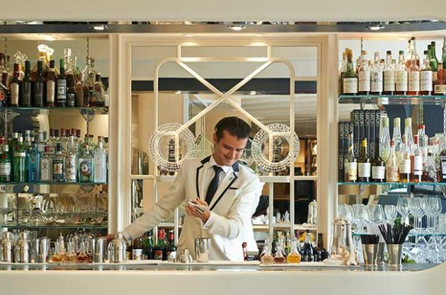 London hotel bars, American Bar
