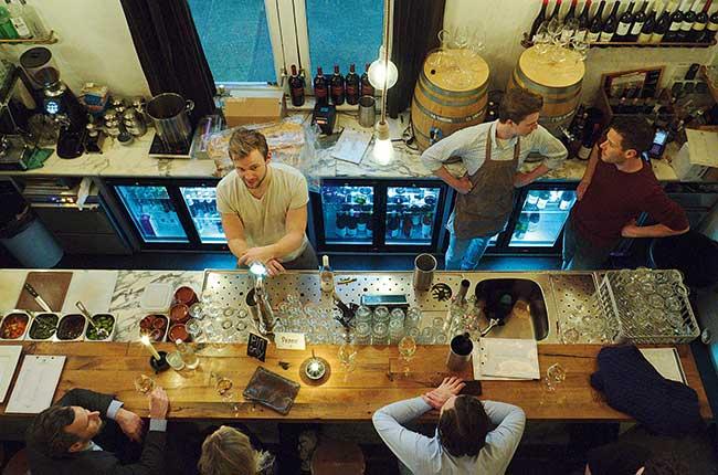 Amsterdam wine bars, Westerwijnfabriek