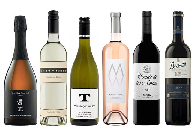 Wines for Easter
